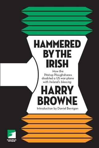 Cover of Harry Browne's book on the Pitstop Ploughshares