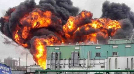 hydroxychloroquine__factory_on_fire_taiwan.webp