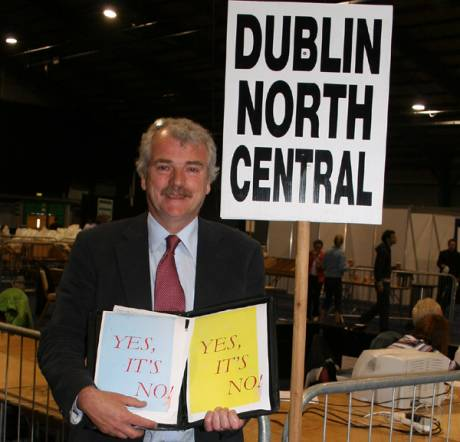 7. It surely  is.  Finian McGrath (Independent TD)