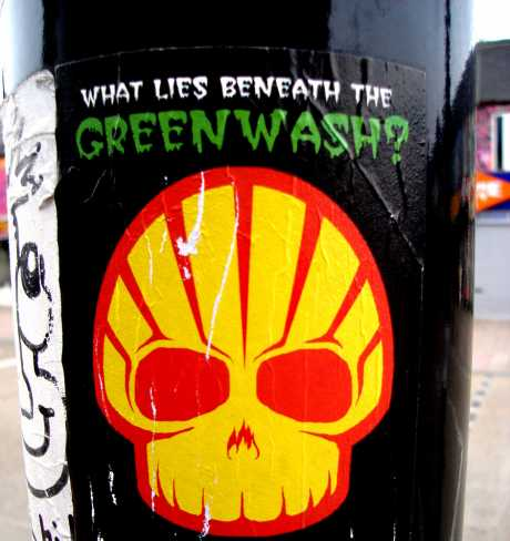What lies beneath the greenwash?