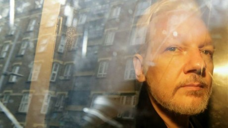 Julian Assange - Slowly being murdered by the apparatus of the state courtsey