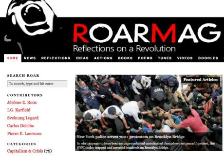 ROAR - Reflections on a Revolution